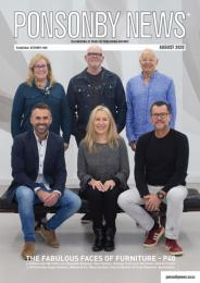 Ponsonby News August 2020 Cover