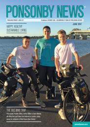 Ponsonby News June Cover